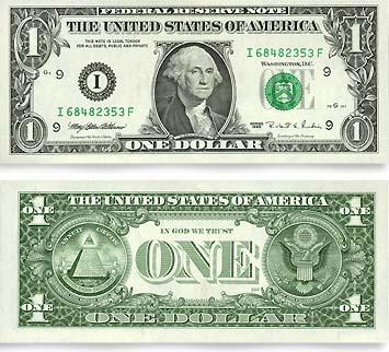 Mensajes Ocultos En El Billete De Un Dolar